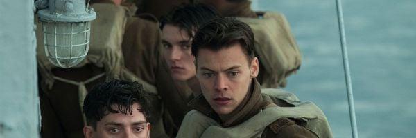Harry Styles in Dunkirk