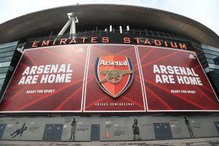 Emirates Stadium File Photo