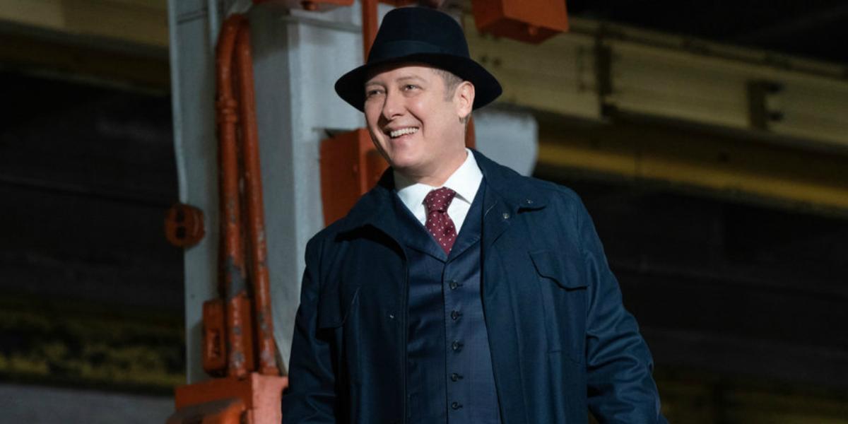 The Blacklist James Spader Raymond Red Reddington NBC