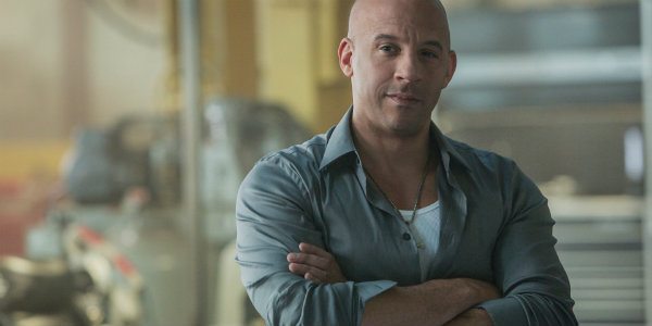Vin Diesel Dom Toretto Fast and Furious
