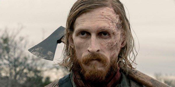 Dwight Fear The Walking Dead AMC