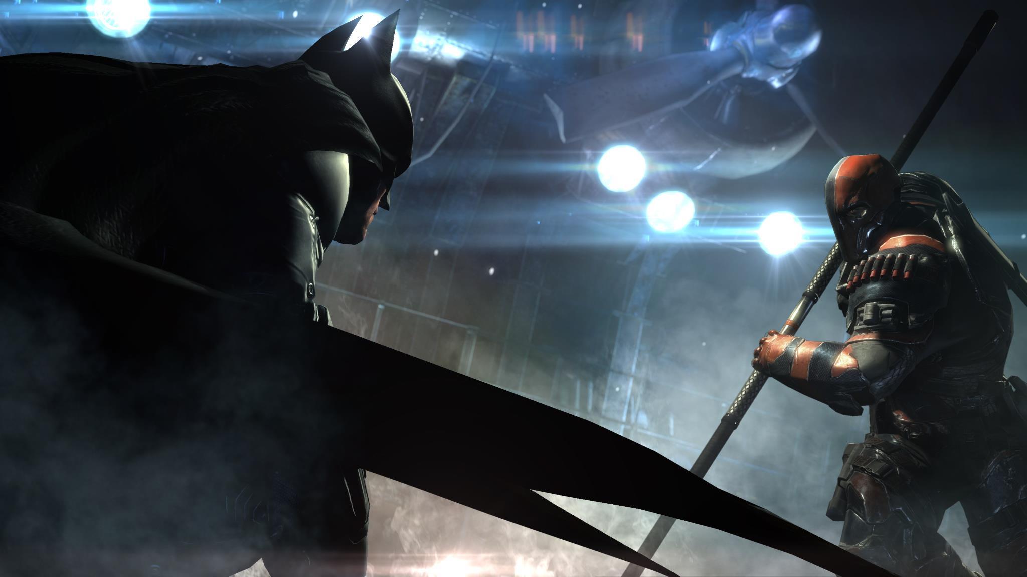 Batman: Arkham Origins Screenshots Are Full Of Christmas Cheer #26511