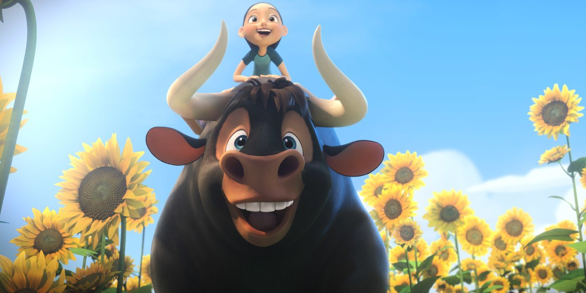 Nina and Ferdinand in Ferdinand
