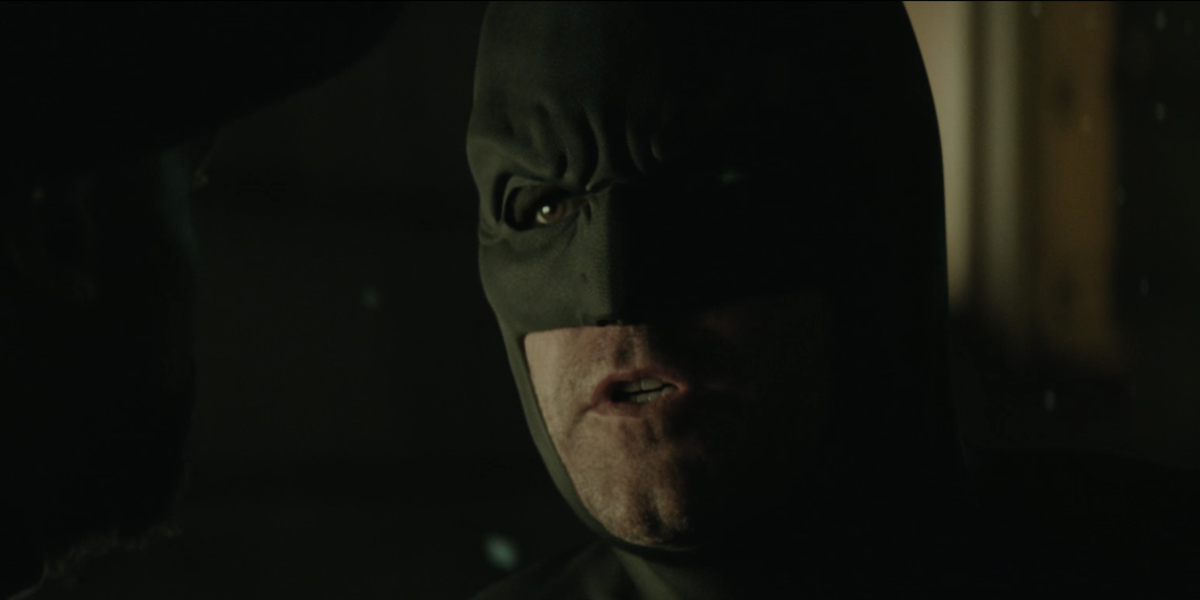 Batman in Suicide Squad