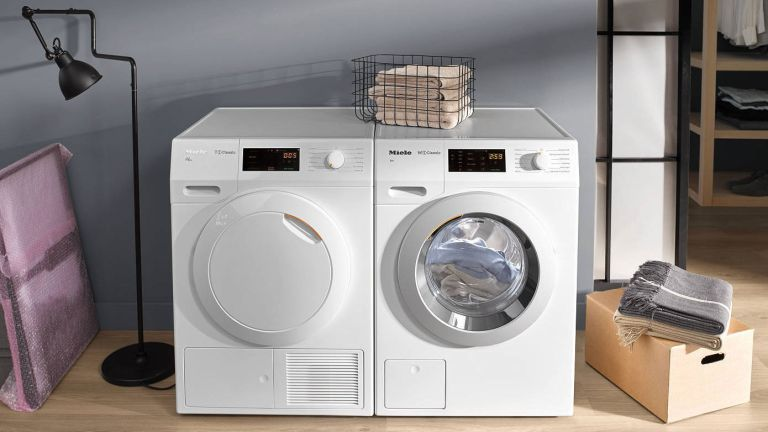 miele washing machine from john lewis and partners