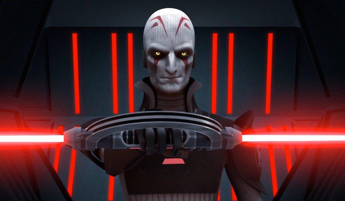 Inquisitor Star Wars Rebels