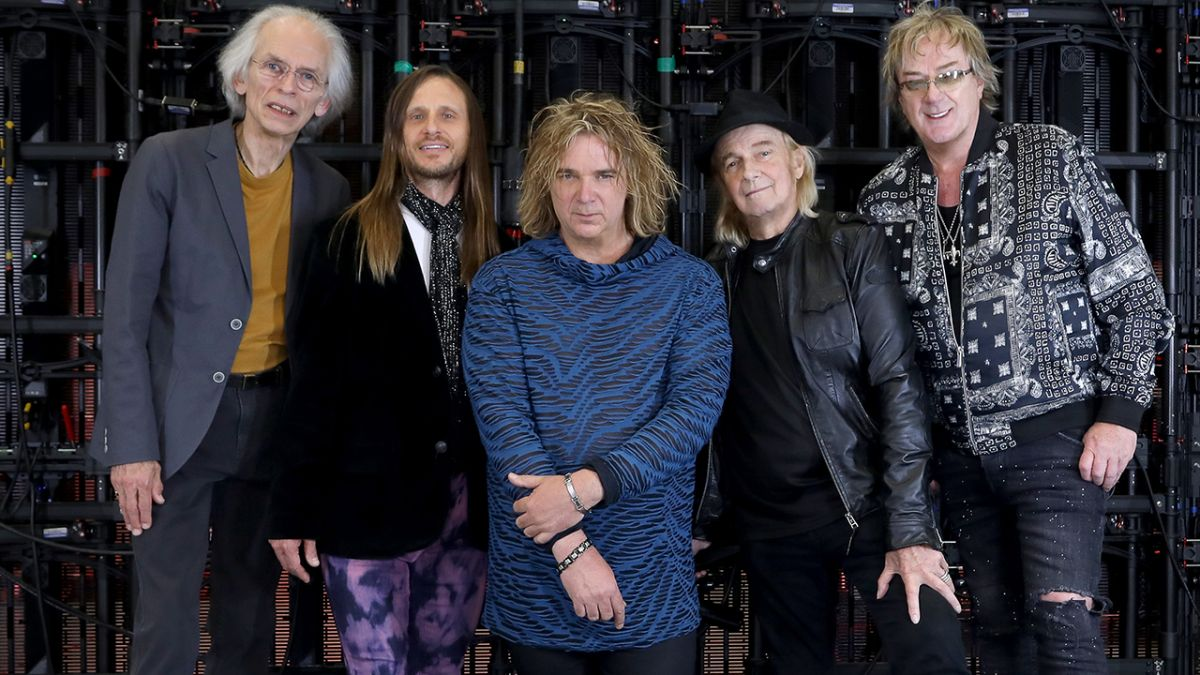 Yes announce tour with Alan Parsons Live Project