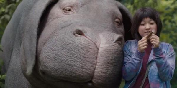 Okja and Mija