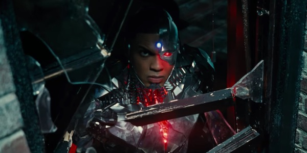 What Cyborg Fears Most In Justice League