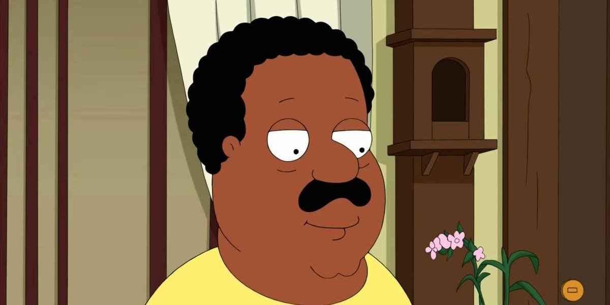 Cleveland Brown on The Cleveland Show