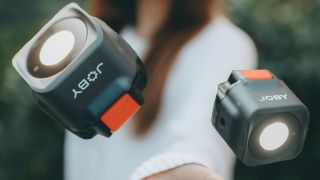Joby Beamo produces pocket-sized pro lighting for shooting on the go