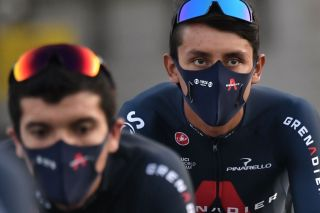 Ineos Grenadiers' Egan Bernal is focused on defending his Tour de France title