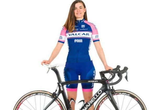 fc76d11e2 Italian rider Claudia Cretti in critical condition following 90kph Giro  Rosa crash