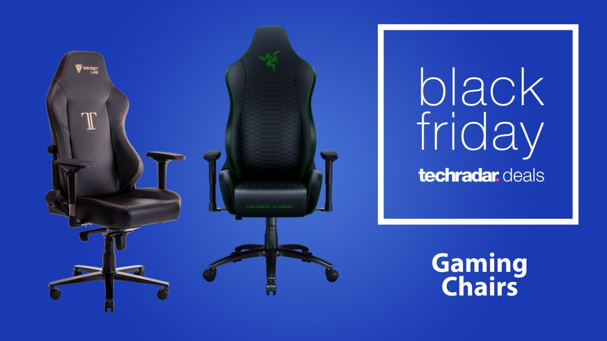 Black Friday gaming chair deals 2021: what to expect