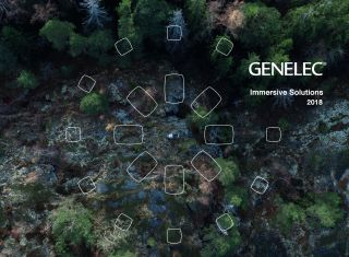 Genelec Offers 'Immersive Solutions 2018' Guidebook