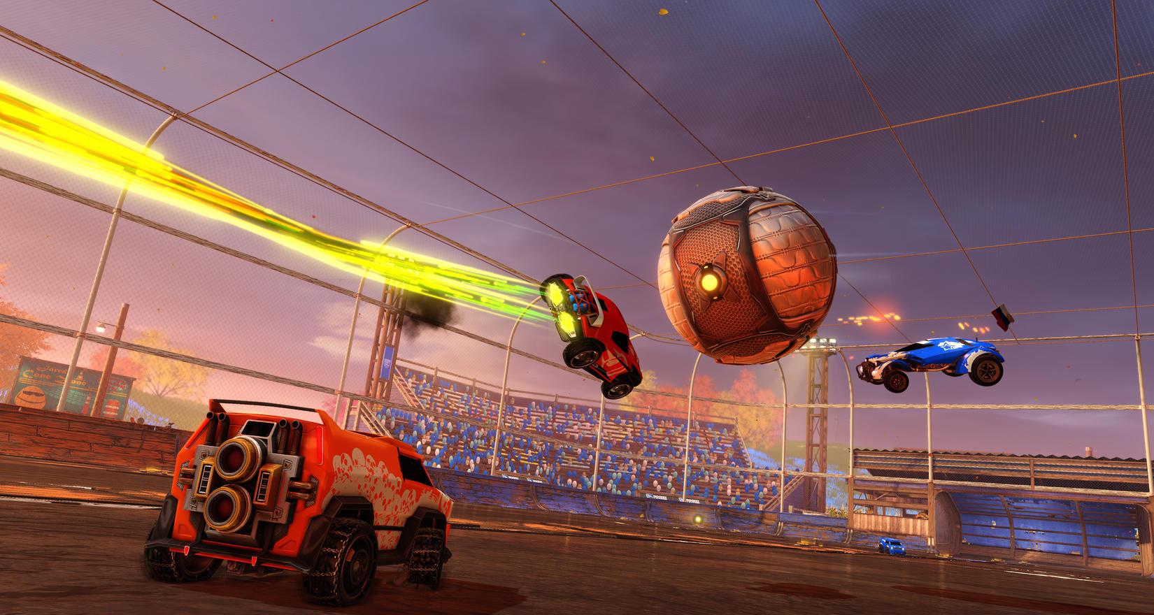 Rocket League's 'RocketID' has been delayed into 2019 | PC Gamer