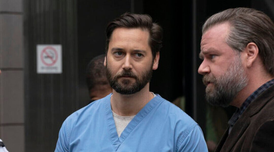New Amsterdam's Ryan Eggold Talks That Unexpected Character Return, Max's Sacrifice And More