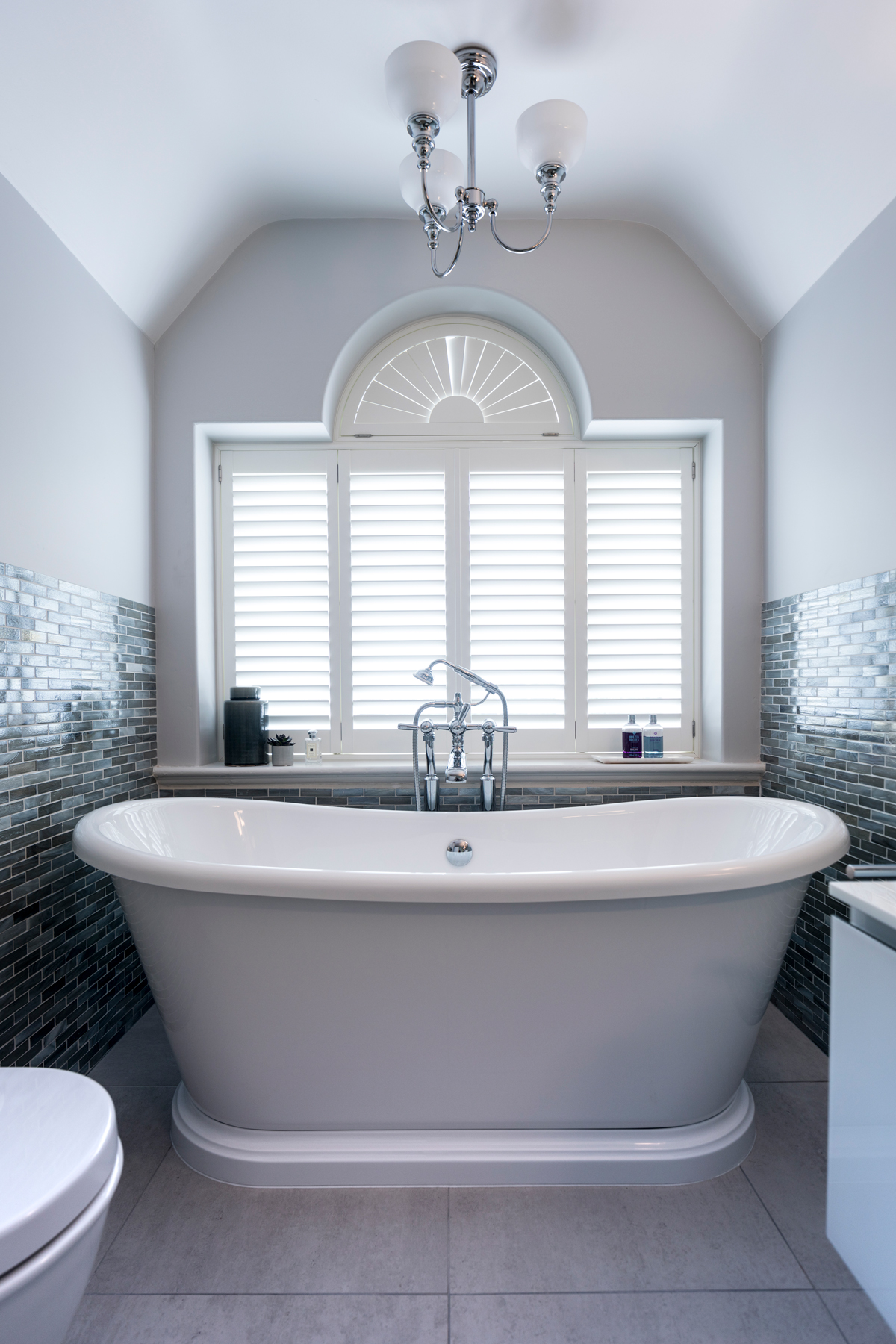 Beautiful baths for bijou spaces from BC Designs
