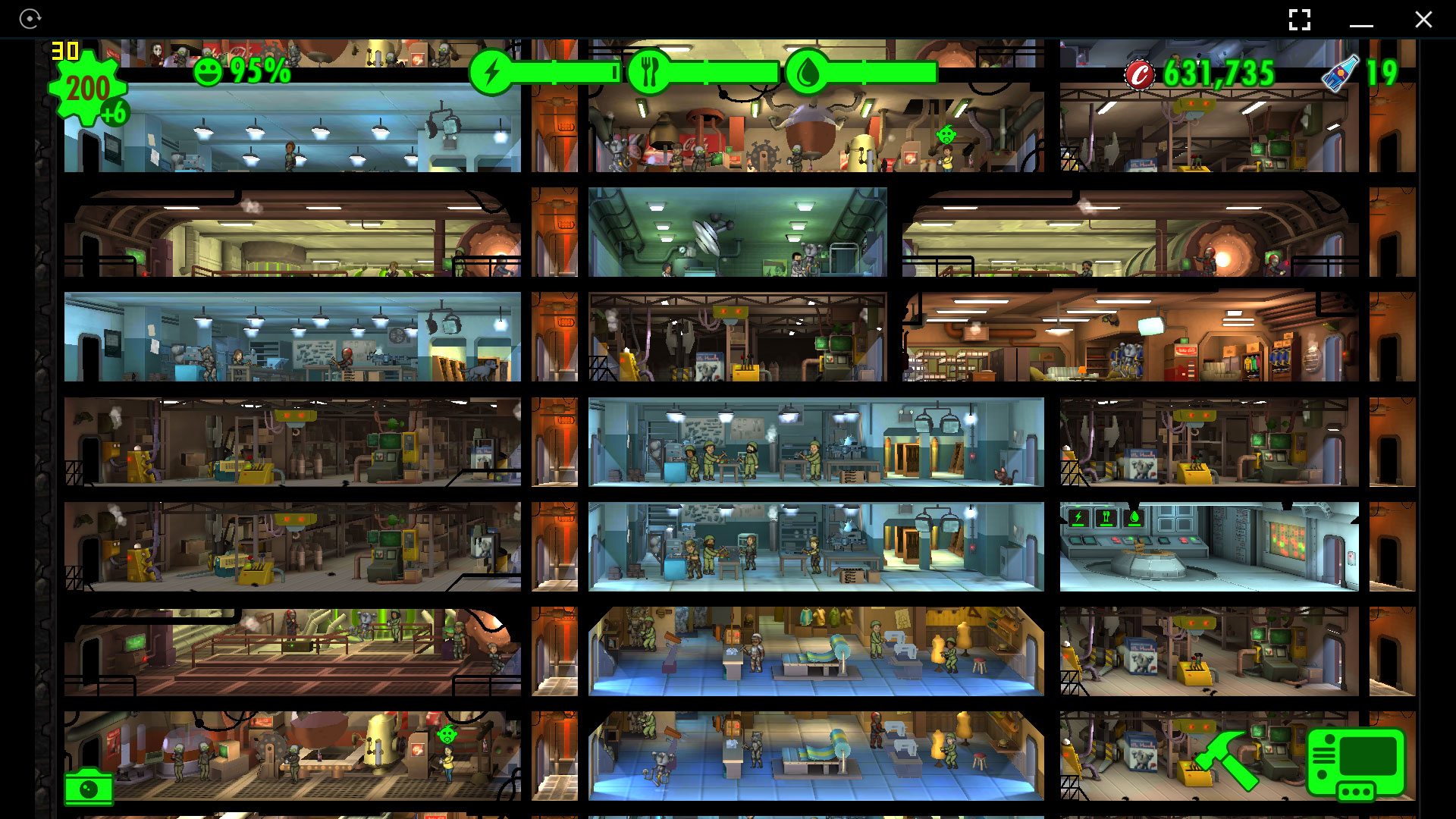 Fallout Shelter out now on Windows 10 as 'Play Anywhere' game | PC Gamer