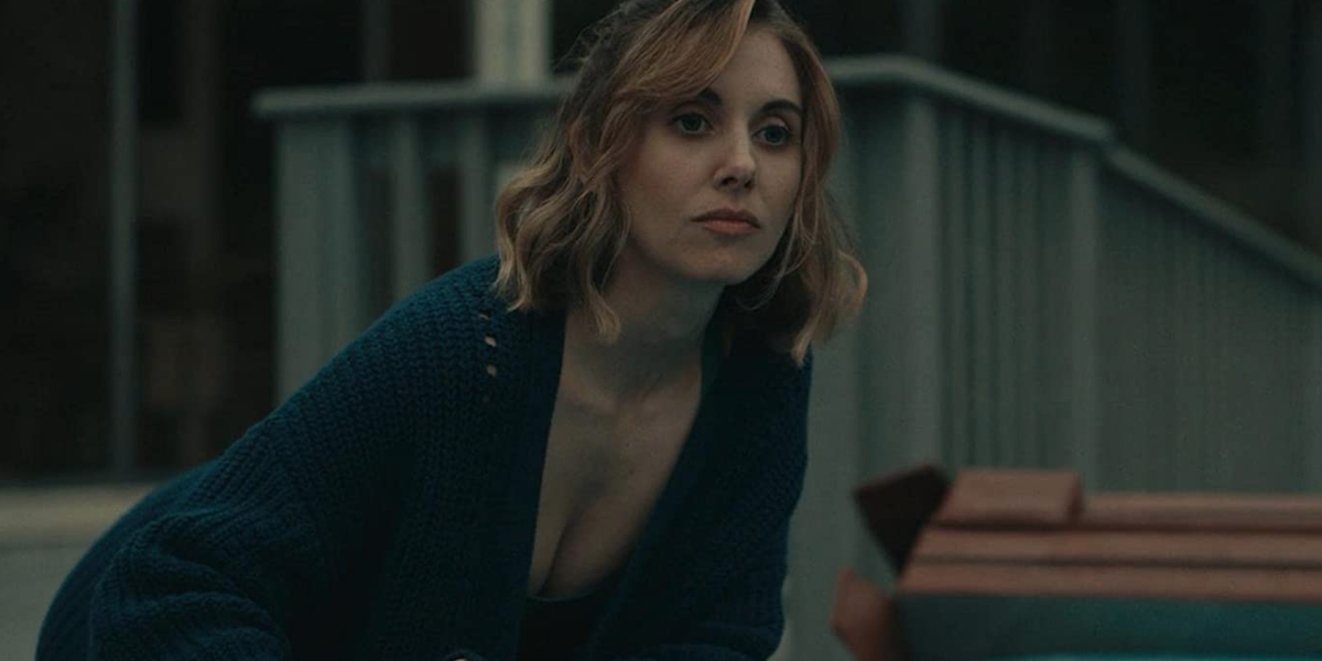 Alison Brie in The Rental