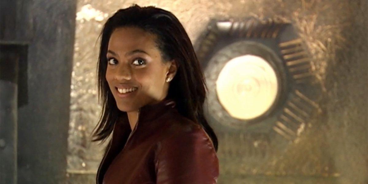 Freema Agyeman on Doctor Who