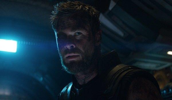Chris Hemsworth Thor Avengers: Infinity War Marvel
