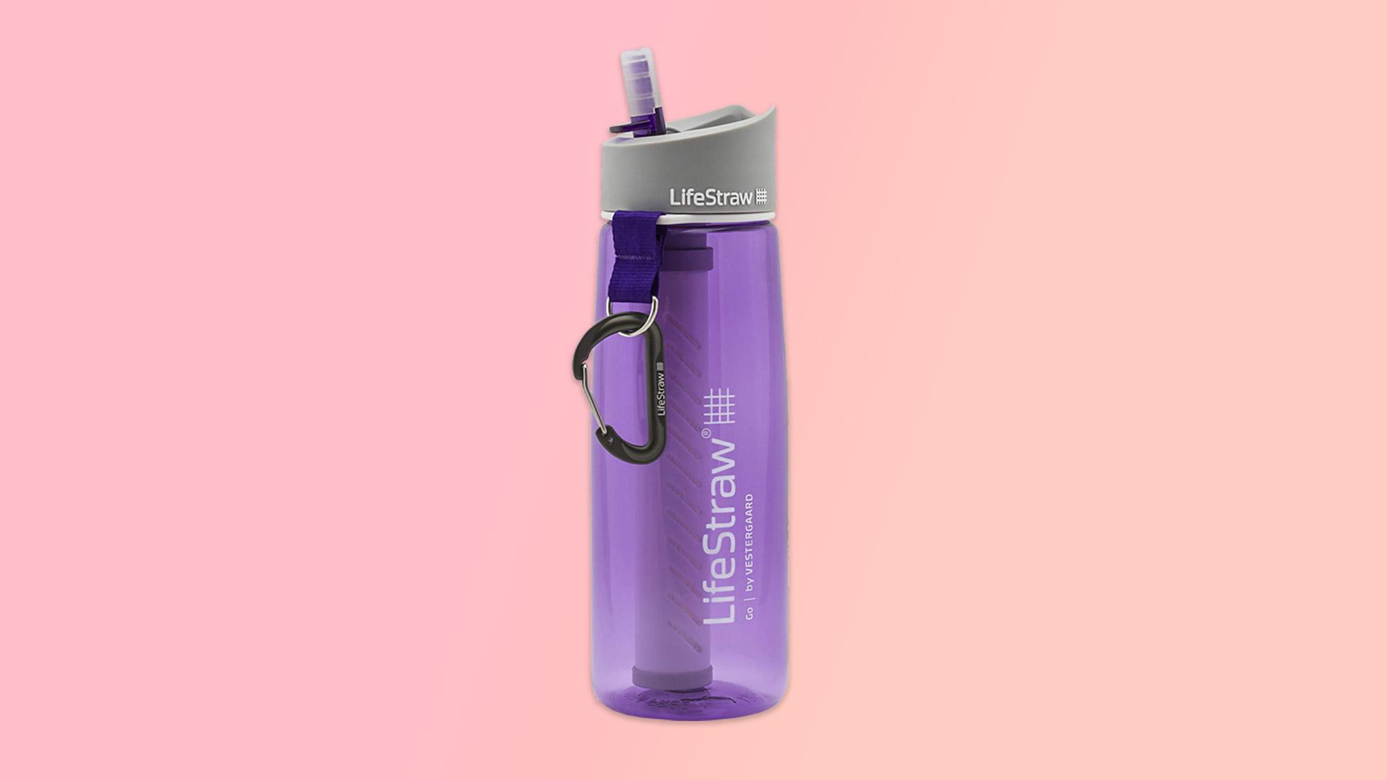 best water bottles: LifeStraw Go