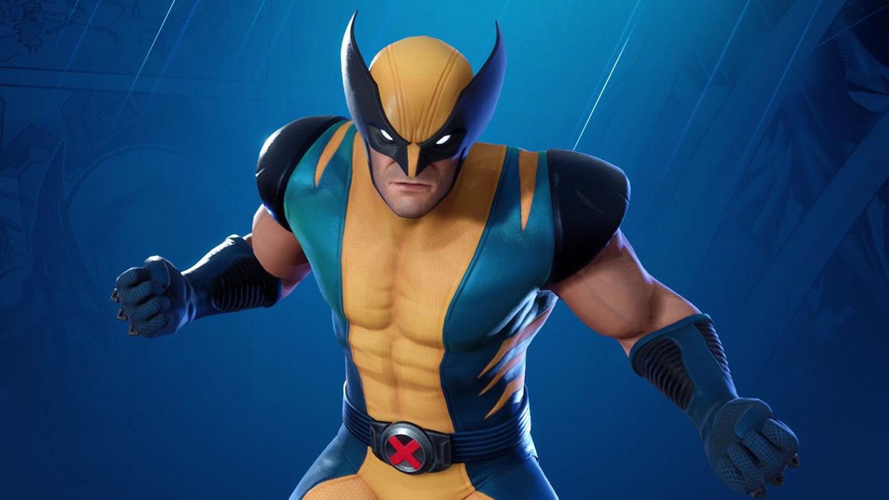 Wolverine Has Arrived In Fortnite Gamesradar