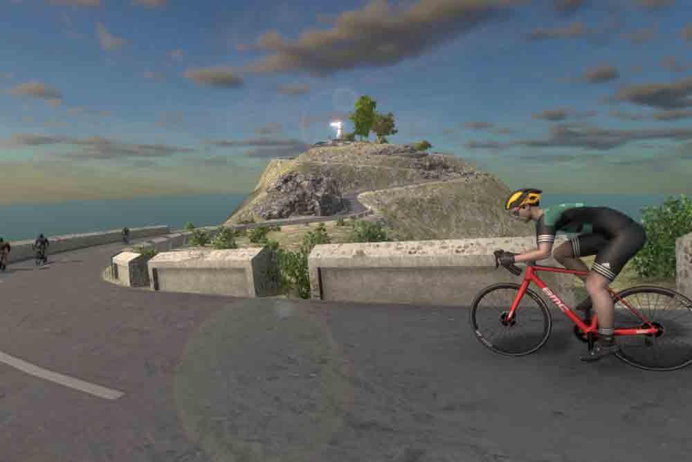 Ride the Stelvio, Ventoux, Formentor and more indoors and