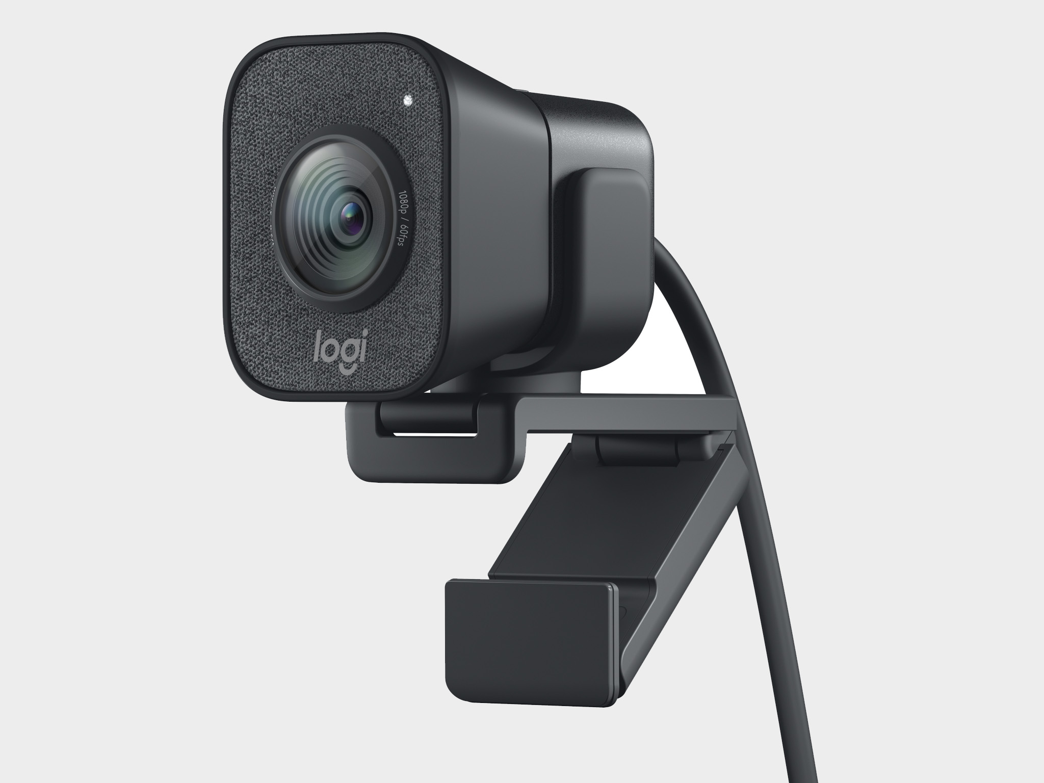 Logitech Has A Brand New Webcam For Streamers And You Can Mount