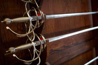 swords, swordplay, Traitor's Blade