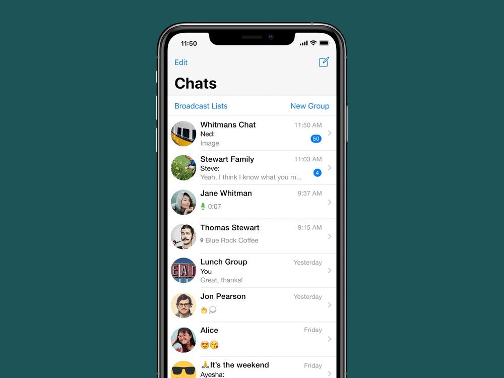 best chat apps: WhatsApp