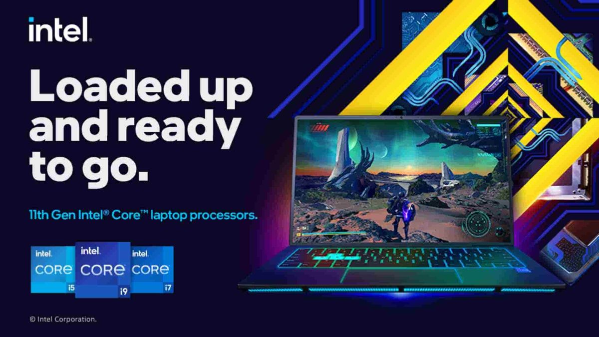 Intel's 11th Gen H-series processors are the next big leap in gaming laptops