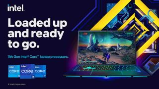 Intel 11th Gen H-series cpu