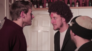 Boy Jumps Ship have recreated pivotal scenes from Home Alone