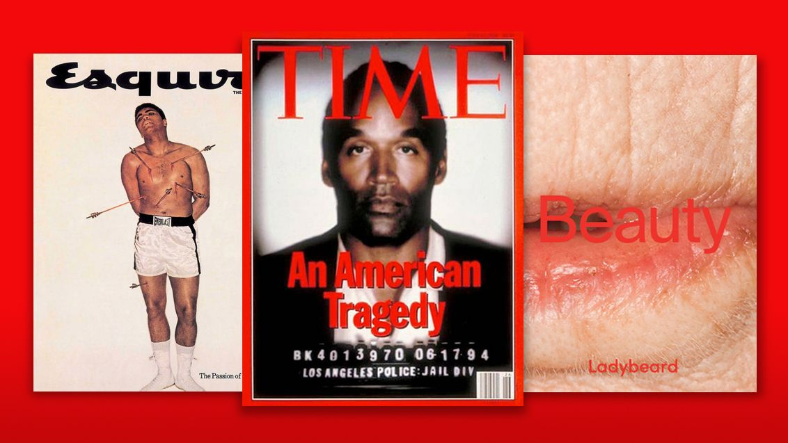 8 of the most controversial magazine covers of all time