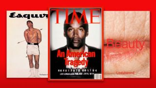 The magazine covers that shook the world.