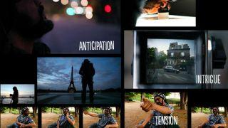 Selection of film stills
