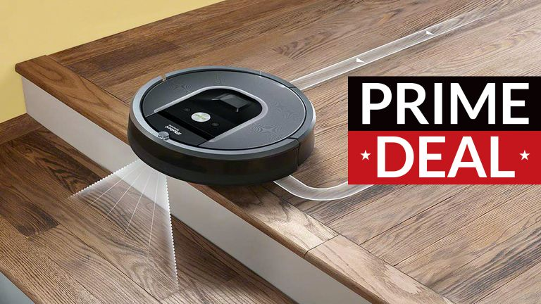 iRobot Amazon Prime Day deal up to £300 off