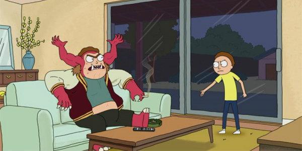 Rick and Morty Raising Gazorpazorp