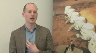 Bas Lansdorp, founder of Mars One, confirmed the bankruptcy of the venture's for-profit arm, Mars One Ventures AG, but said he was working with administrators and a potential investor on a way to rescue it.