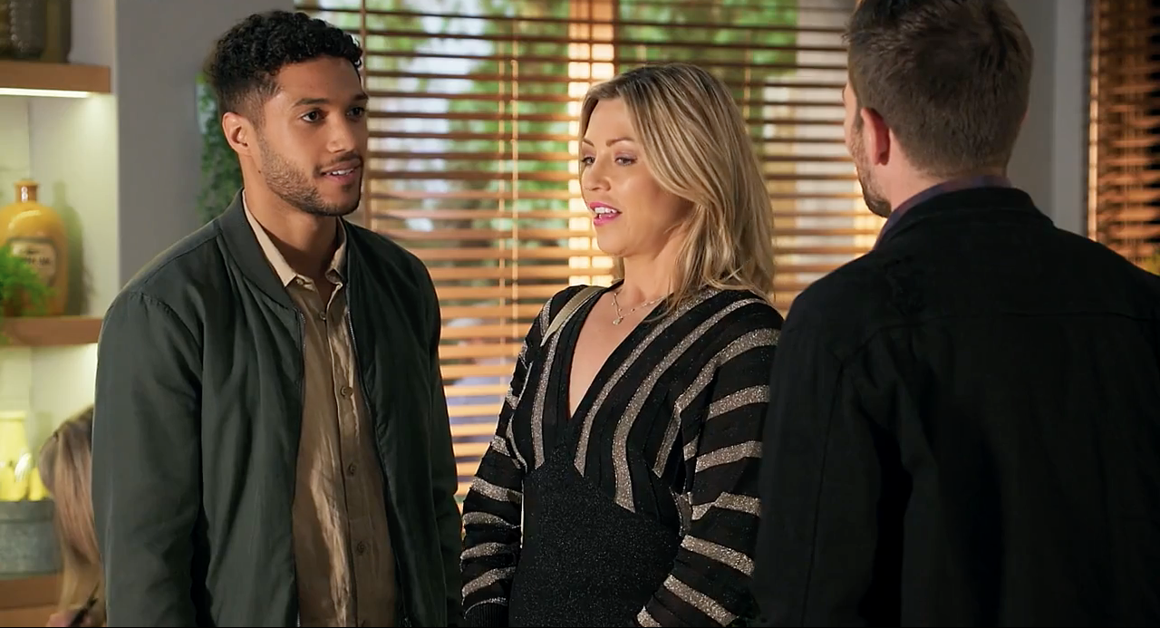 Neighbours spoilers, Levi Canning, Amy Greenwood, Ned Willis