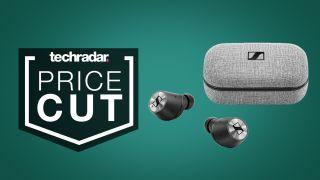 Sennheiser Momentum deals true wireless earbuds sales