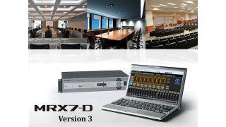 Yamaha Upgrades MTX/MRX Series