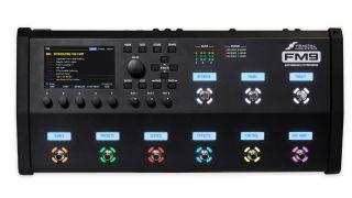 Fractal Audio's new FM9 amp modeler and multi-effects unit