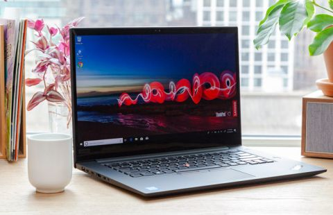 Lenovo Thinkpad X1 Extreme Laptop Review Cool Screen Hot