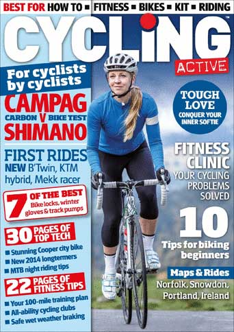Cycling Active March 2014