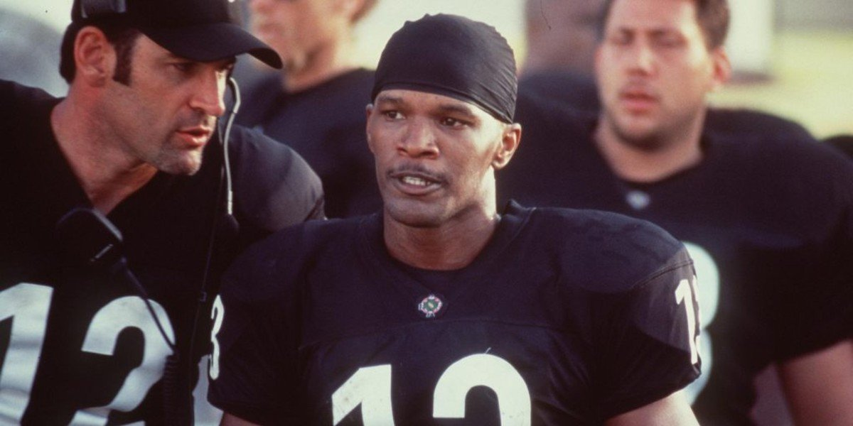 Jamie Foxx - Any Given Sunday