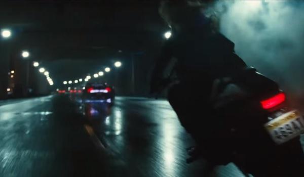 Harleen Chases Joker
