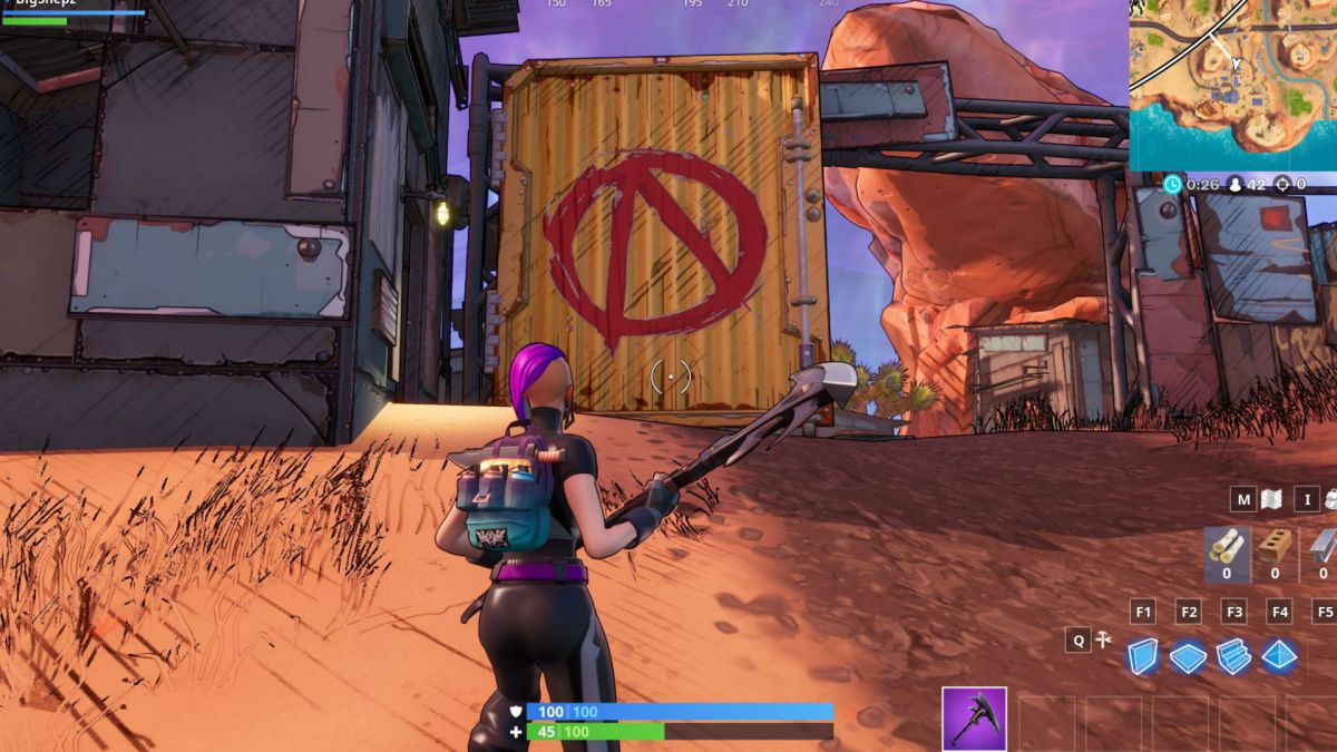 Fortnite Vault Symbols: where to search different Vault